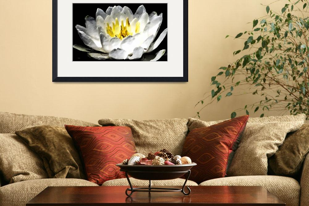 """""""Lily White&quot  (2011) by MissDawn"""