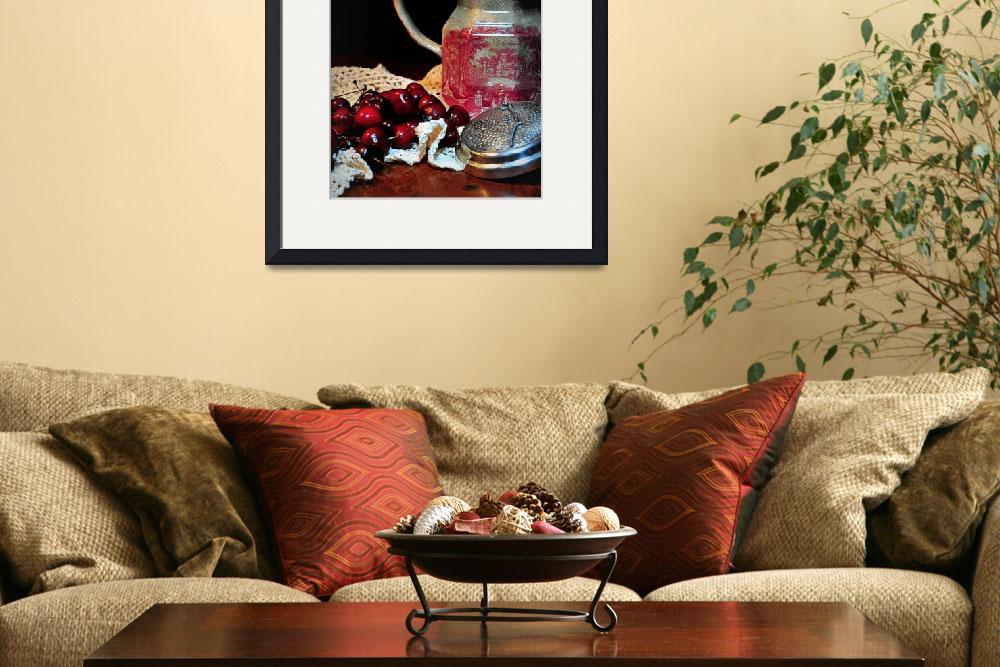 """Pitcher and Flowers&quot  (2008) by DianaLeePhotoDesigns"