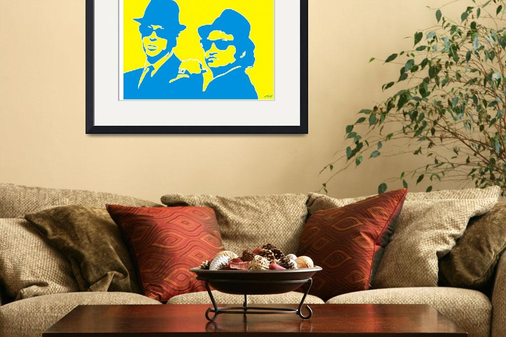 """""""BLUE BROTHERS&quot  by ShaneConnor"""