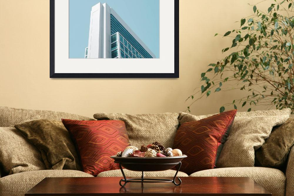 """""""Modern Architectural Building Series -2&quot  by motionage"""