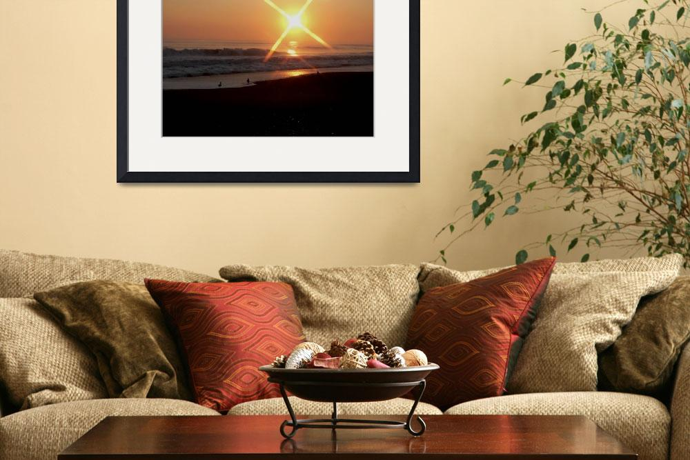 """""""Morning Blesses Southern Shores&quot  (2008) by rayjacque"""