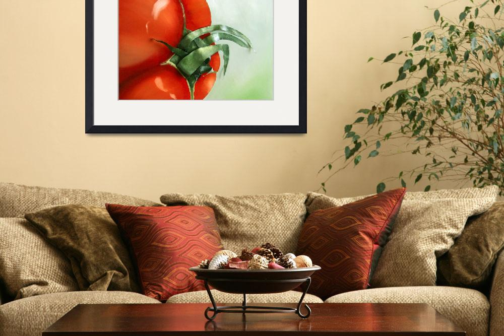 """""""tomato&quot  by cathysavels"""
