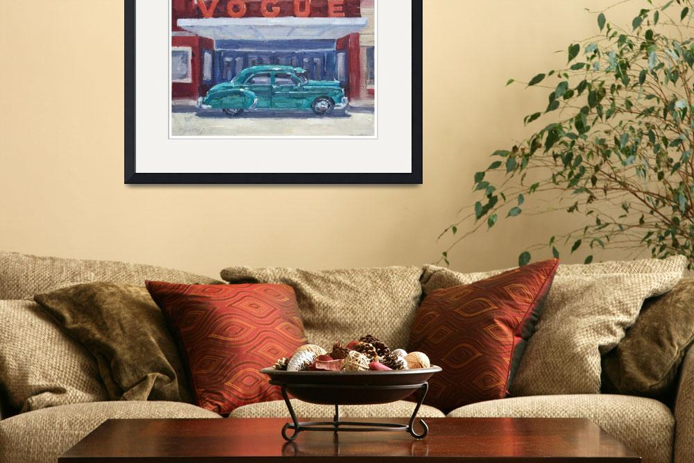 """""""51 Chevy Deluxe&quot  (2011) by davidwesterfield"""