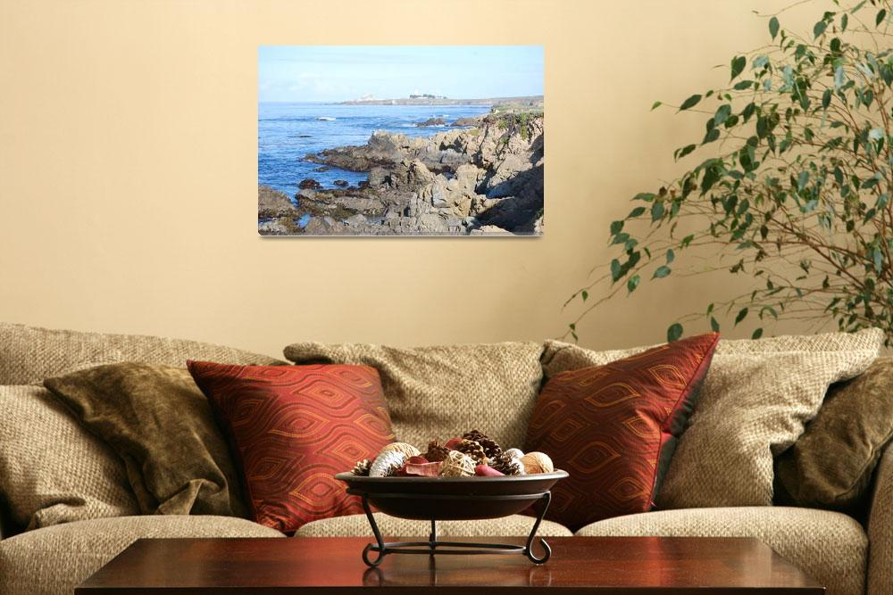 """CALIFORNIA COAST""  (2010) by seewater"