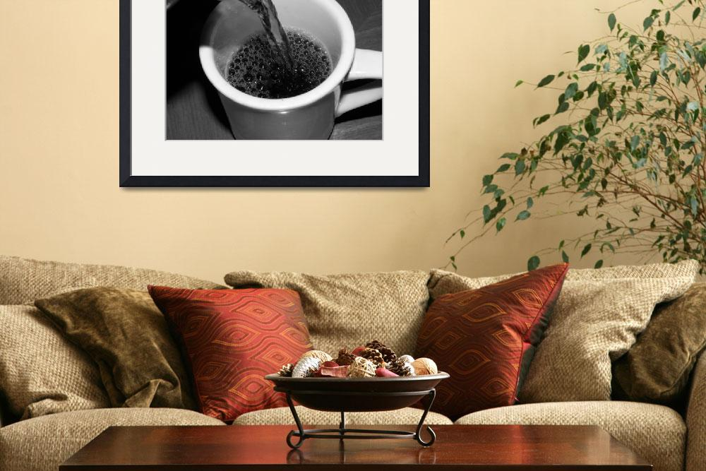 """""""coffee in my cup""""  (2009) by mikestanley"""