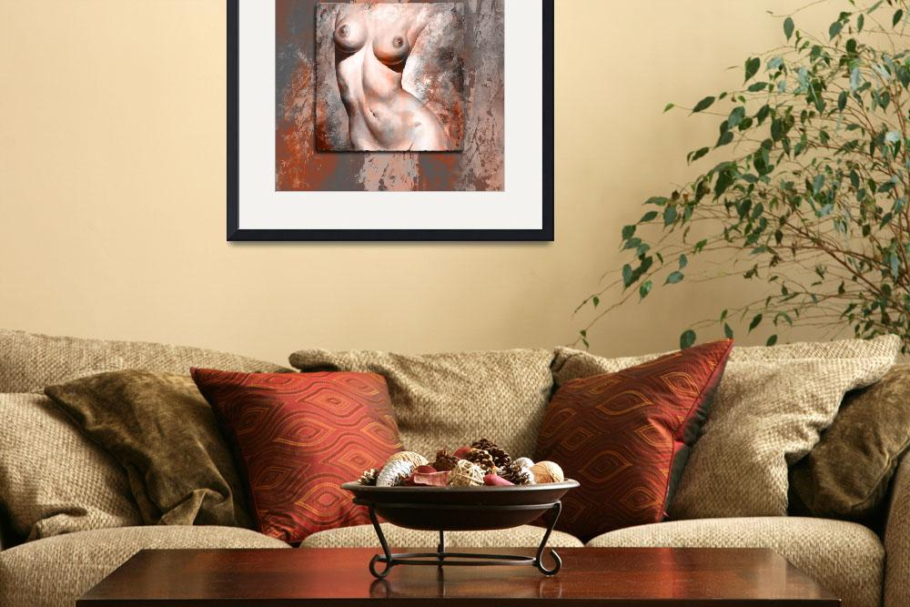 """""""Nude Details style version  brick and gray""""  (2014) by EmericoStyle"""