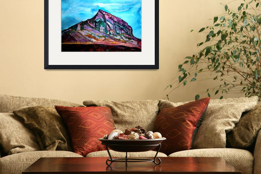 """""""Jewel of Crested Butte, CO&quot  (2010) by PaulC"""