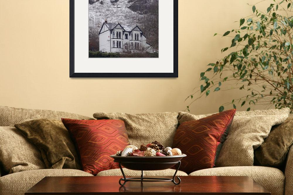"""""""House Over Darran&quot  (2013) by VikingVisual"""