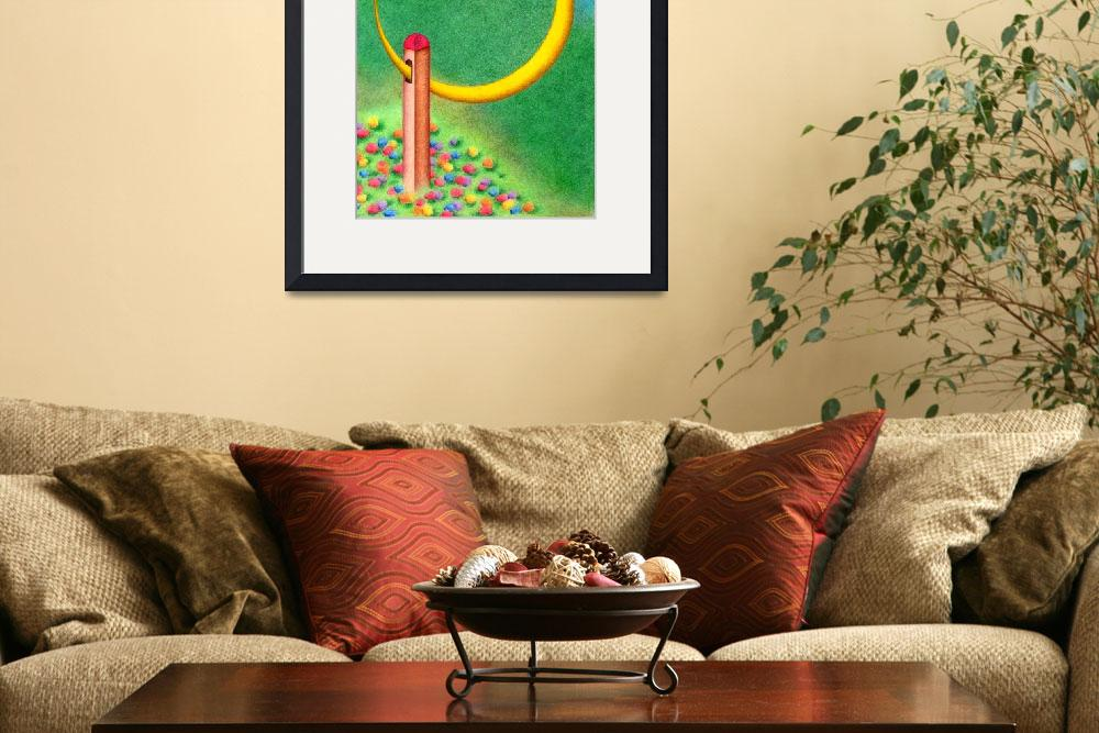 """""""Crescent of tower""""  (2014) by t-koni"""