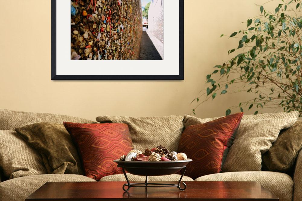 """""""Bubble Gum Alley""""  (2009) by markofphotography"""
