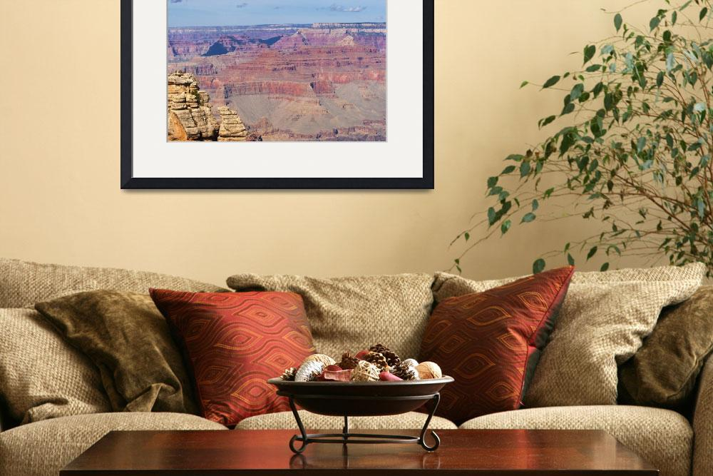"""""""Grand Canyon Colors&quot  (2012) by FordLou"""