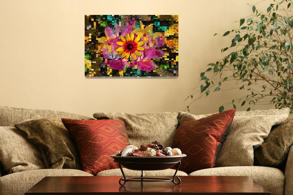 """""""Flower Weaving""""  (2008) by crownedregal"""