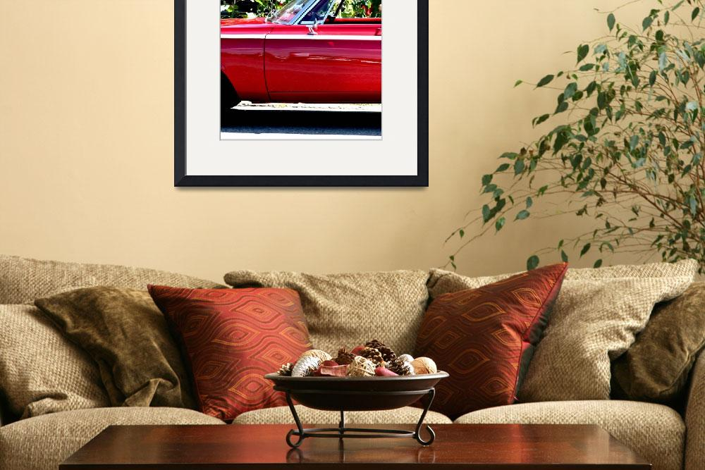 """red car""  (2008) by jeffdoolittle5"