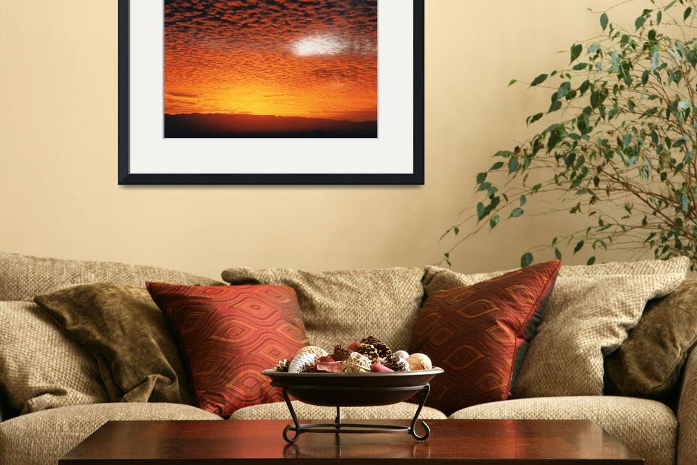 """""""Sunset in Hot Wells""""  by carlosartworks"""