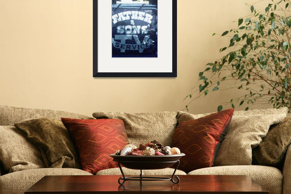 """""""Collectible Original Sign Images&quot  by signsofthetimes"""