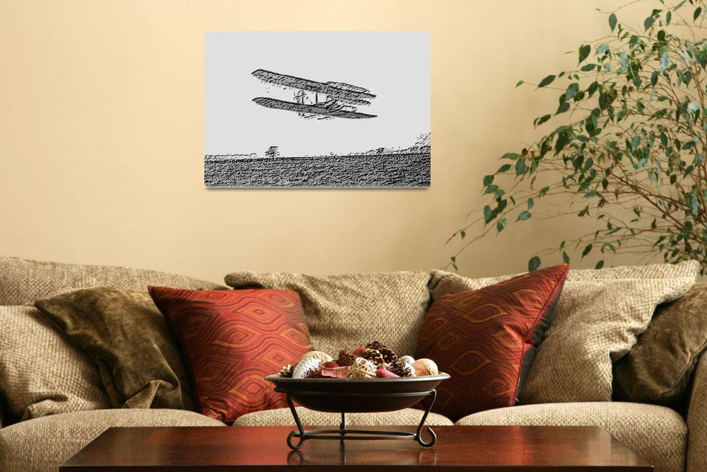 """""""Wright Flyer 1904""""  (2013) by TheNorthernTerritory"""