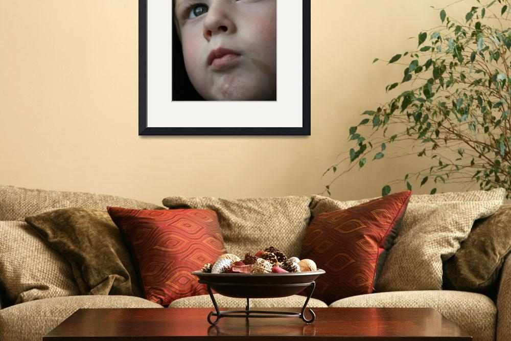 """""""Poutty Face Baby Boy&quot  (2009) by karmaphotos"""