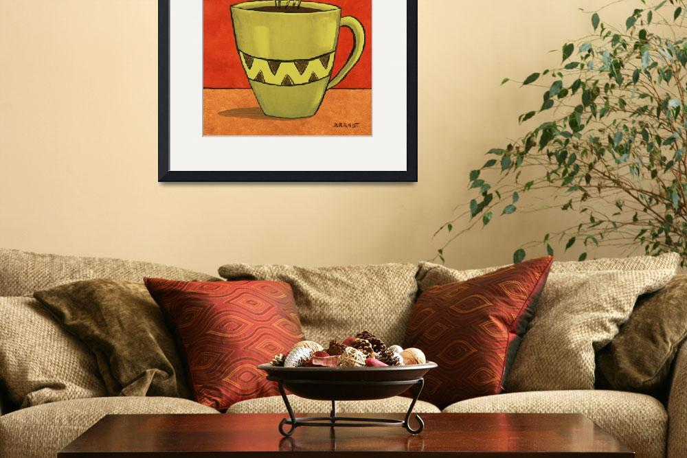 """""""Java Cafe Two&quot  (2006) by ArtSmoothie"""