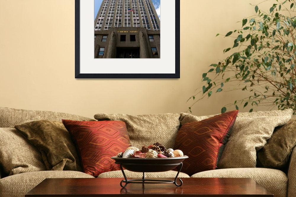 """""""Empire State Building&quot  (2009) by robvena"""
