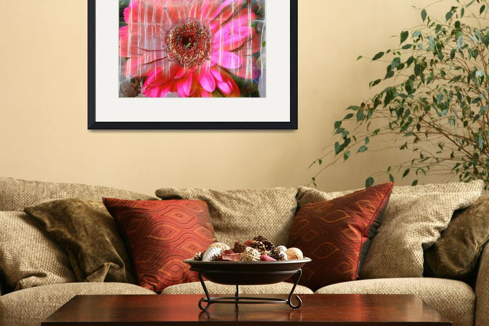 """Pink Reflections""  (2009) by artforcancer"
