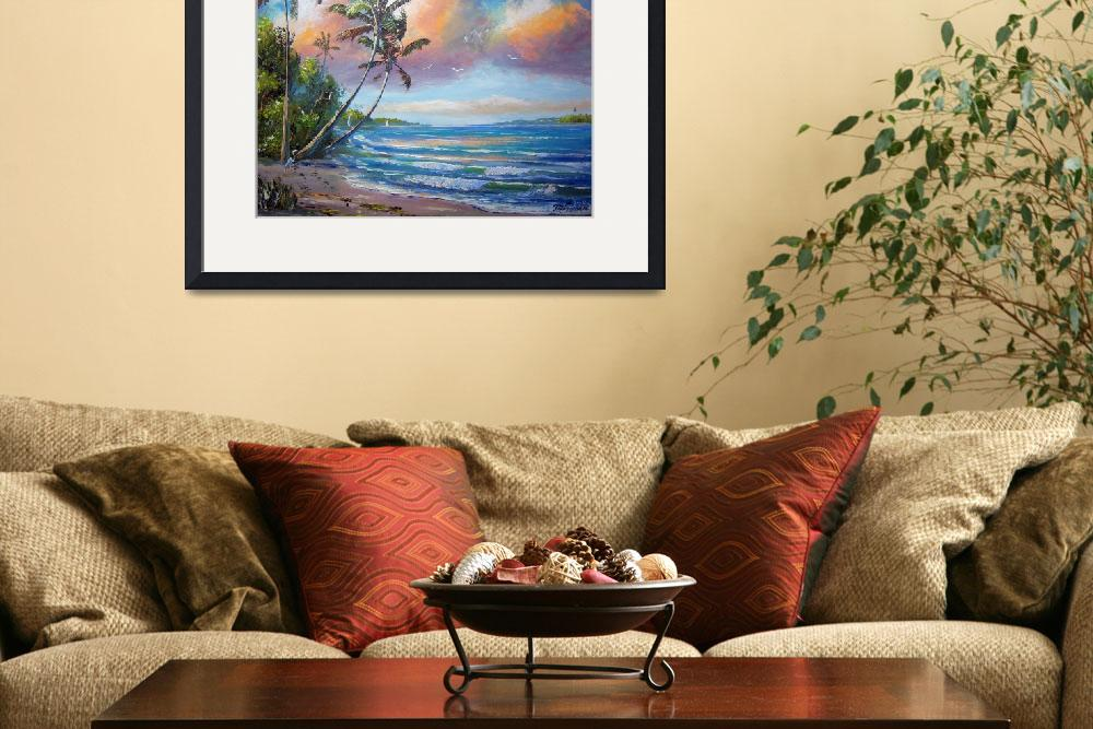 """""""Sailing the Tropics&quot  (2007) by mazz"""