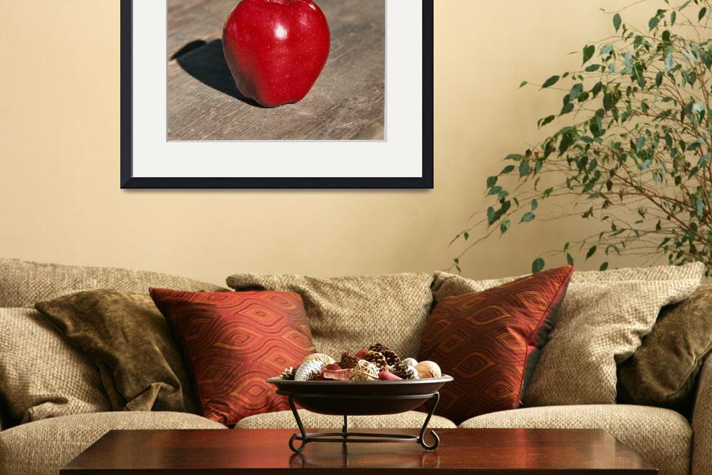 """""""Bright Apple&quot  (1993) by brucet"""