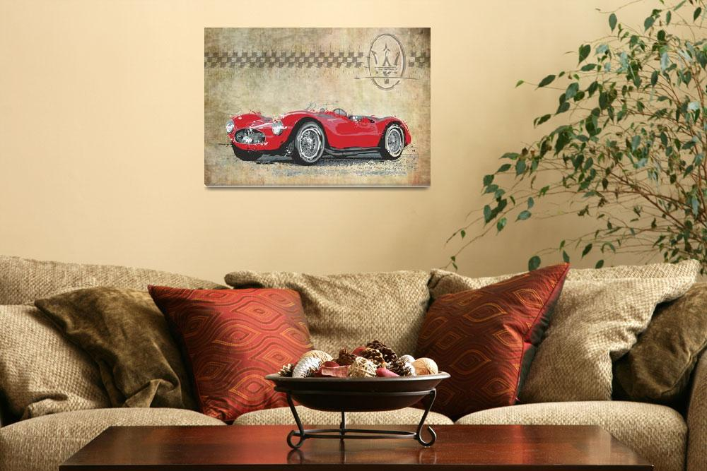 """Maserati A6 GCS""  (2012) by getshaped"