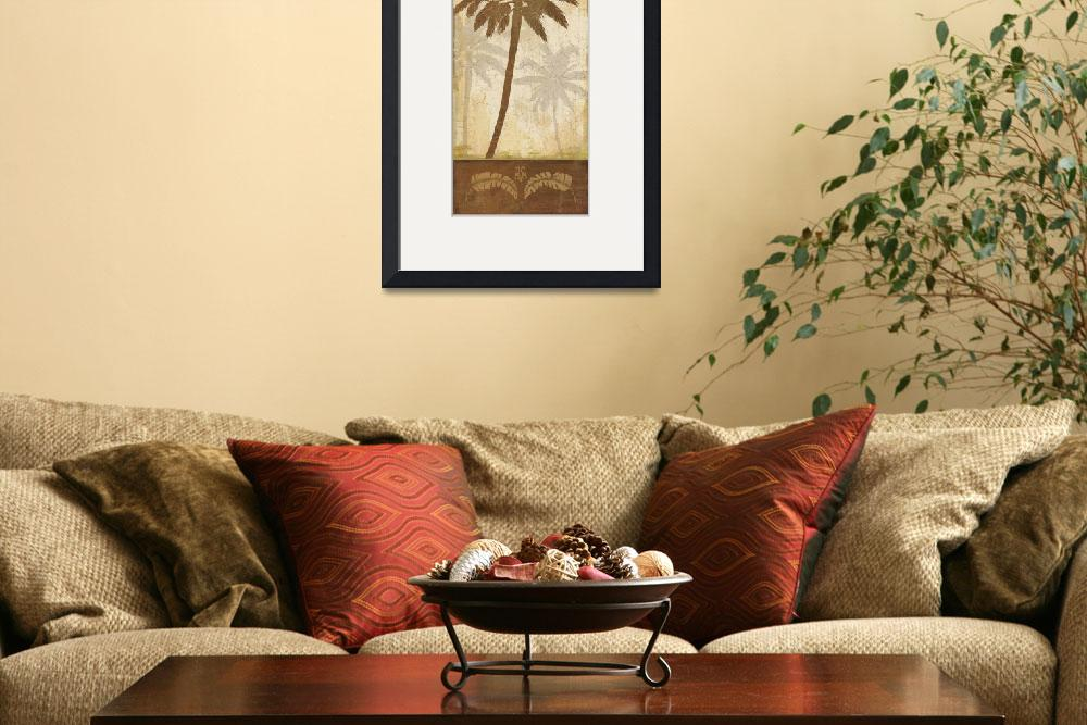 """Elegant Palm II&quot  by artlicensing"