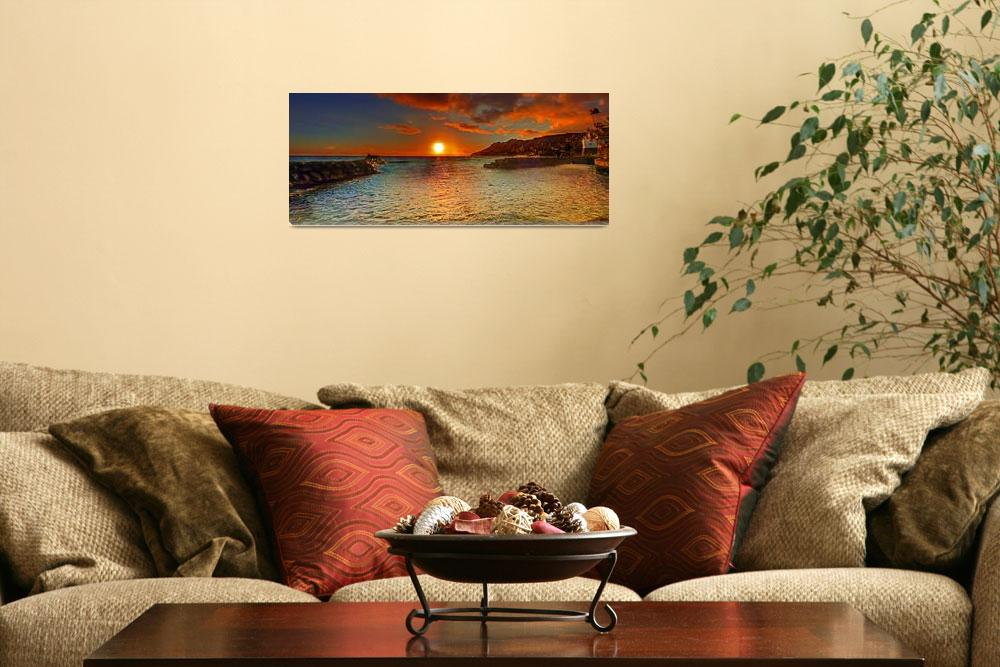 """""""_Sunset@Doris Duke"""