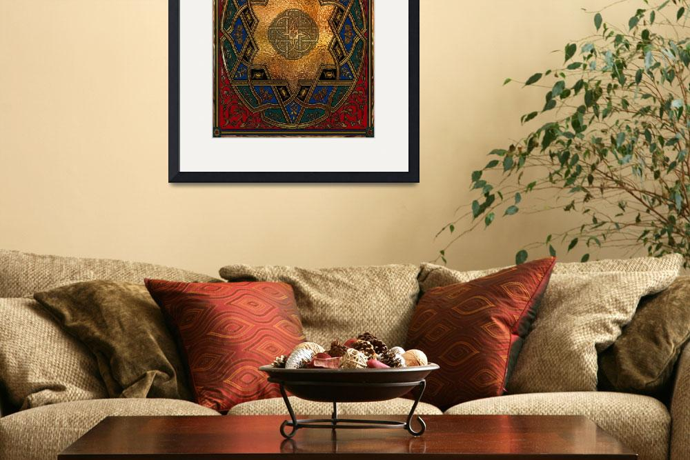 """""""Arabesque Tradtional 3D""""  (2011) by SharsImagination"""