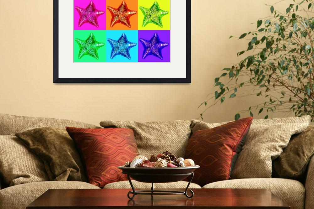 """""""Starfish Six&quot  (2010) by wingsdomain"""