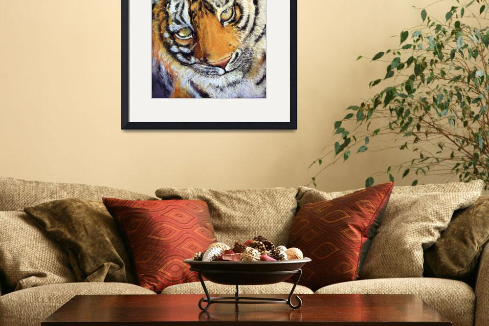 """""""Forever Wild&quot  (2008) by LHillerArt"""
