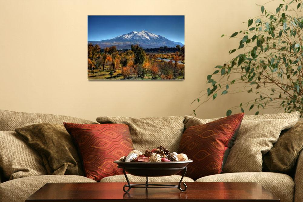 """Mt Sopris&quot  (2006) by scingram"