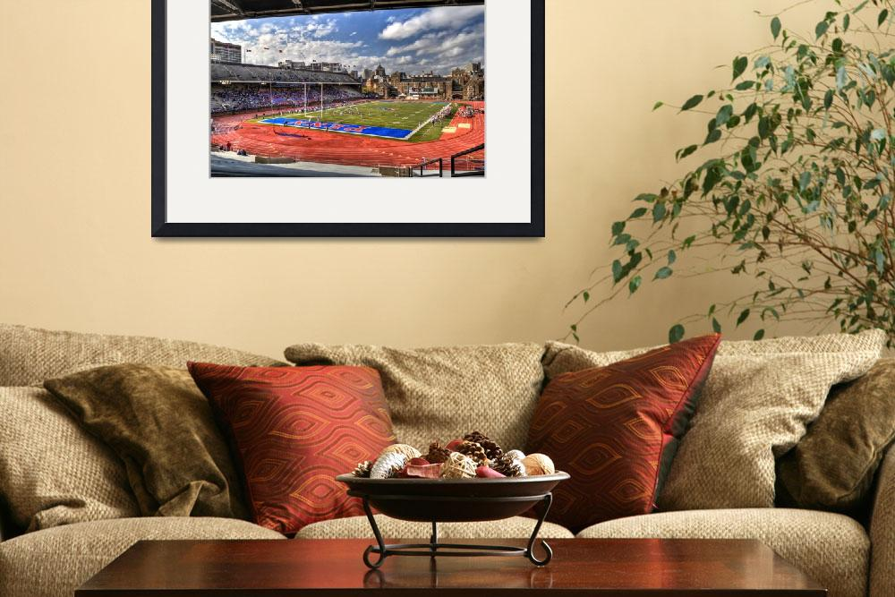 """""""Colorful Stadium&quot  by ADW44"""