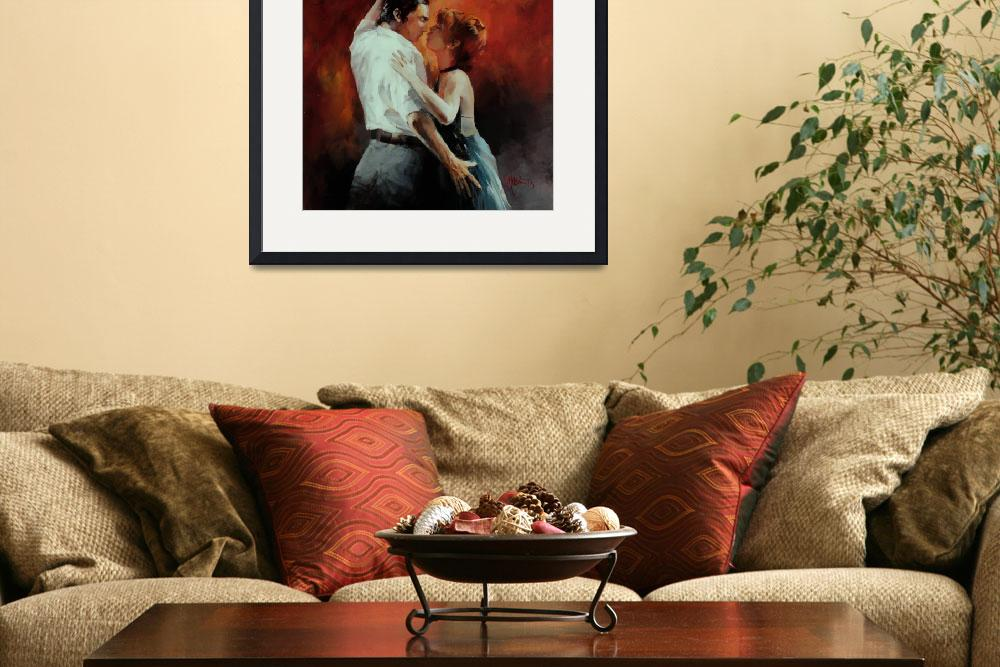 """Tango passion 4""  (2010) by willemhaenraets"