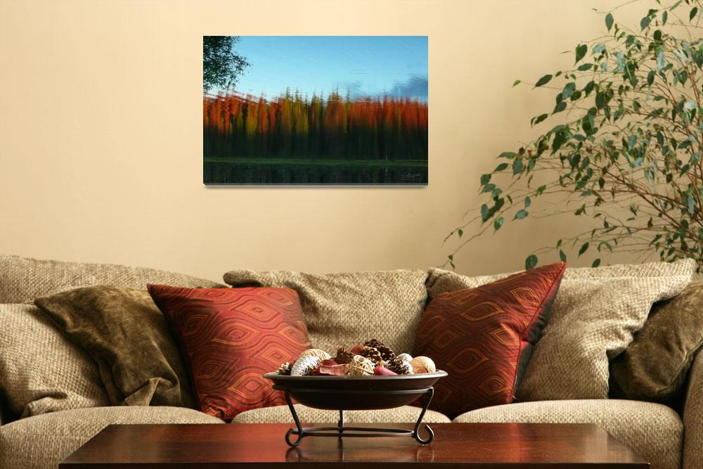 """""""Tears of the Pines&quot  (2008) by Cativationart"""