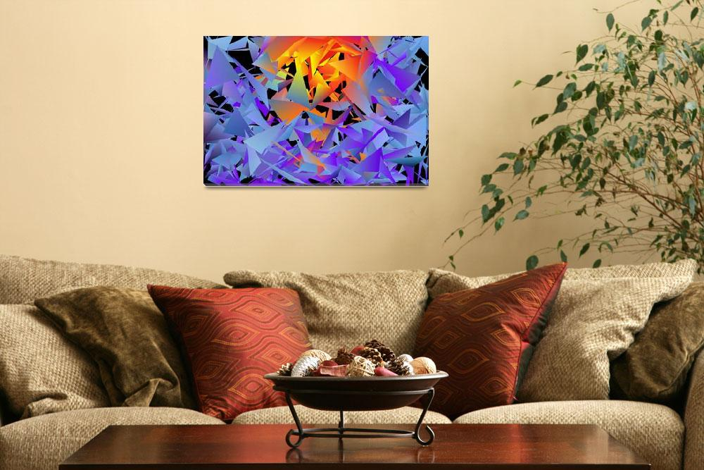 """""""Blossom&quot  (2012) by Tronagallery"""