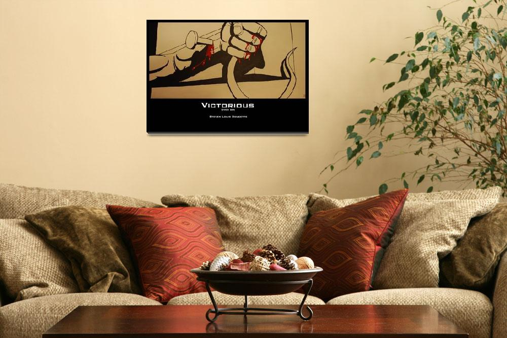 """""""3-Victorious&quot  (2011) by DoucetteOnlineGallery"""