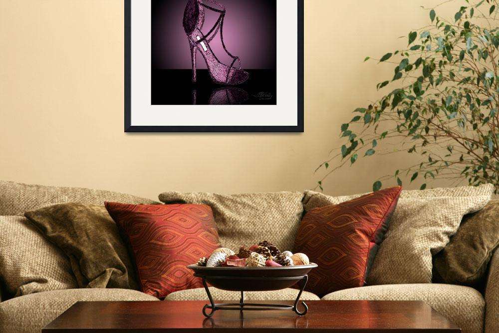 """""""The Glow Reflection""""  (2010) by misstandesigns"""