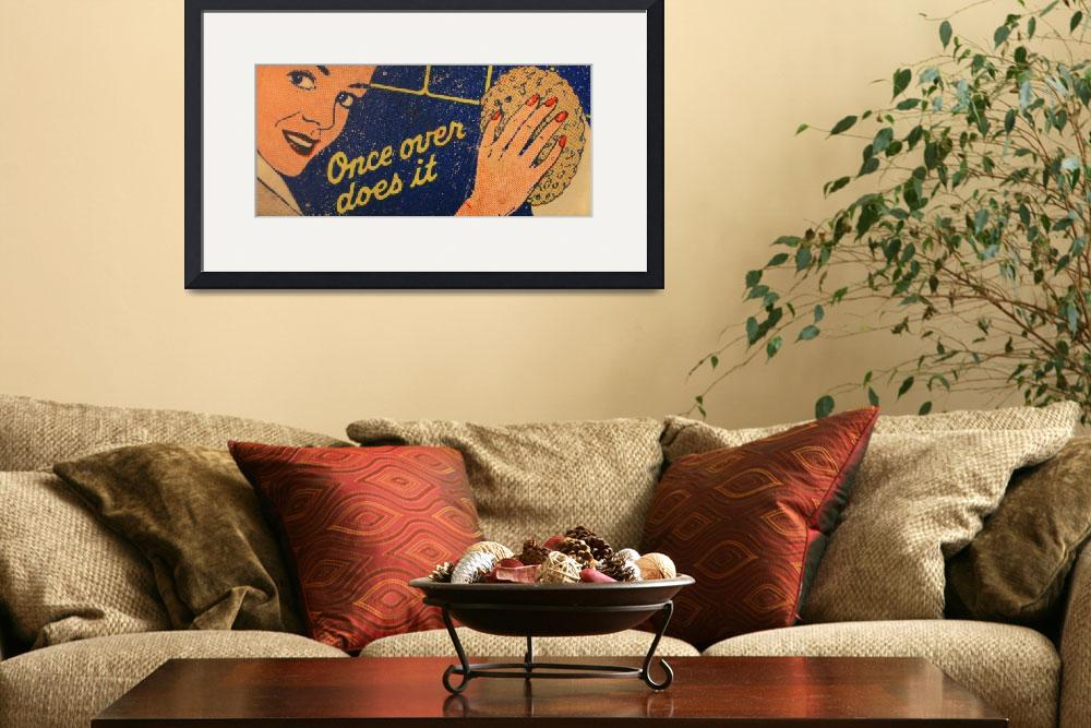 """""""Once Over Does It!!&quot  (2012) by newimage"""