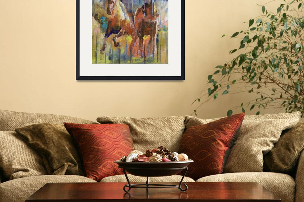 """""""Horses&quot  by creese"""