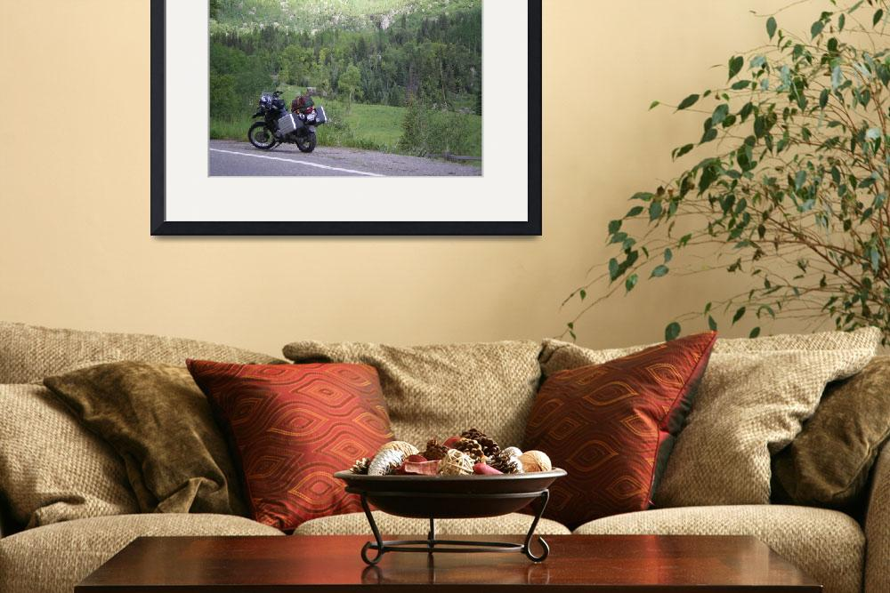 """""""motorcycle telluride&quot  (2009) by 808Images"""