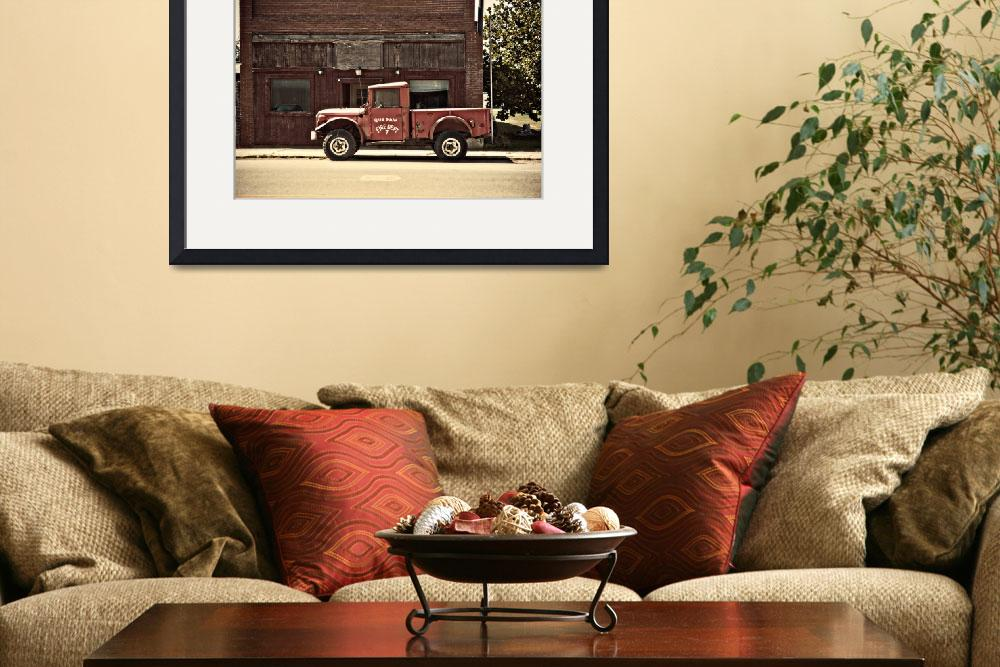 """""""Fire Department&quot  (2008) by andiesmithphotos"""