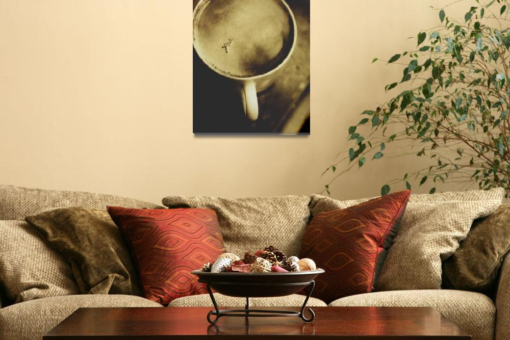 """""""Coffee Cup&quot  (2007) by jnanian"""