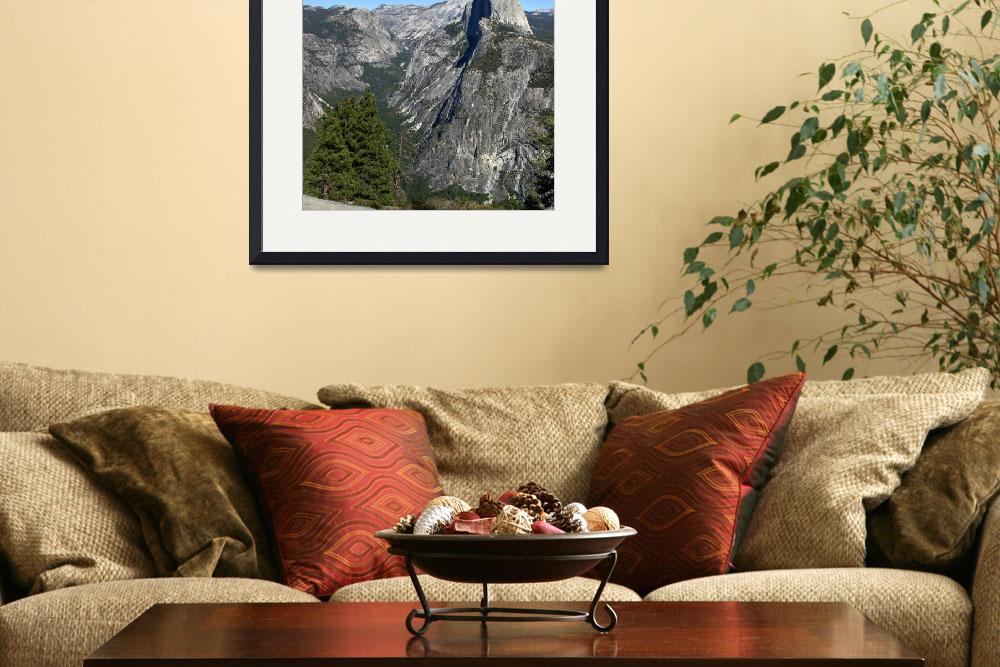 """""""Half Dome (yos0022)&quot  by hlehnerer"""