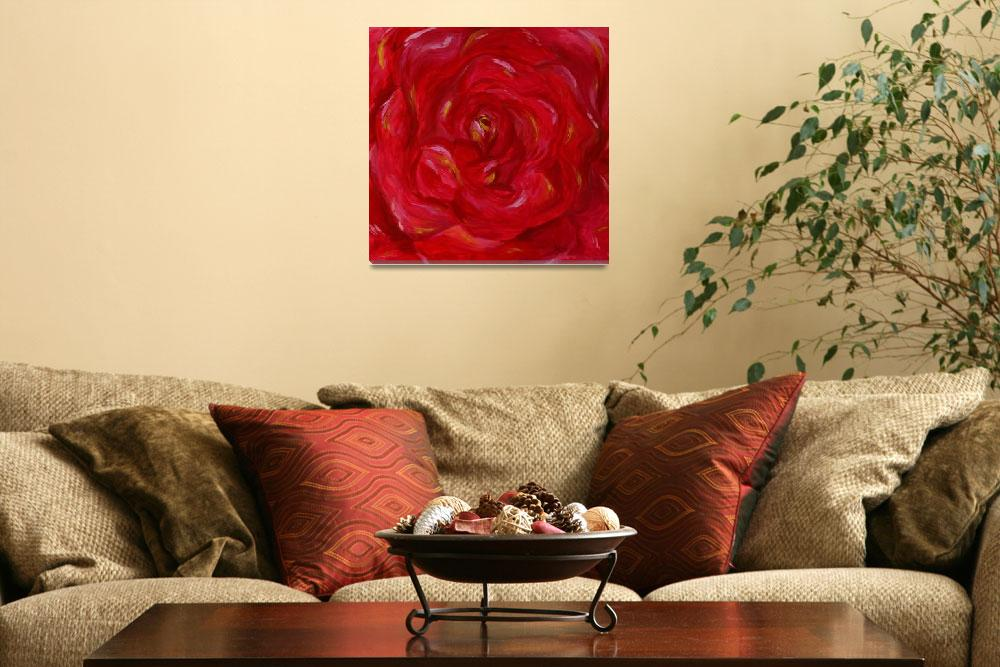 """""""Rose&quot  (2015) by Karbstein"""