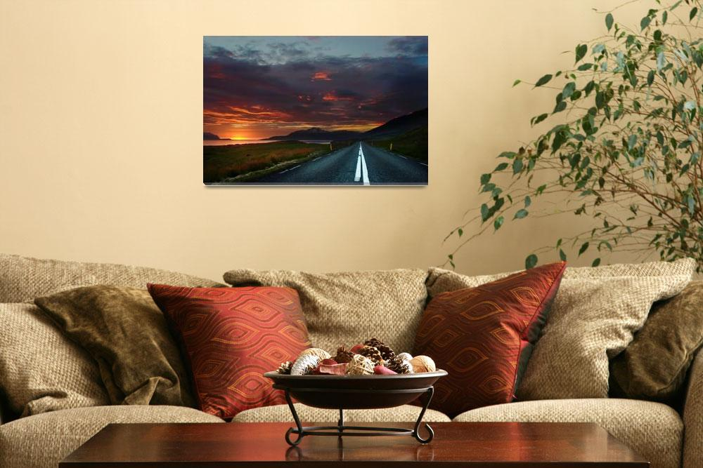 """""""Into the sunset&quot  by hkvam"""
