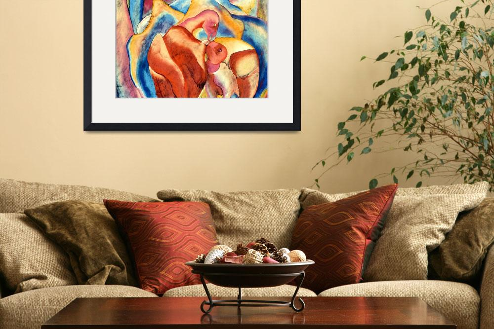 """""""Condor - Affectionate Love&quot  by maryostudio"""