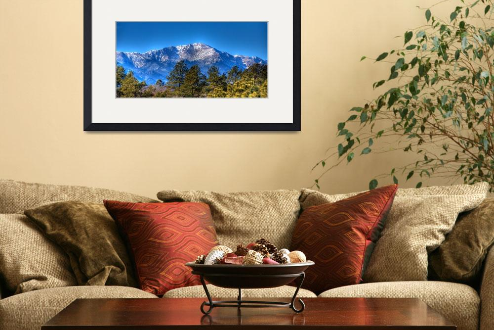 """""""Pikes Peak 01&quot  (2009) by kigra"""