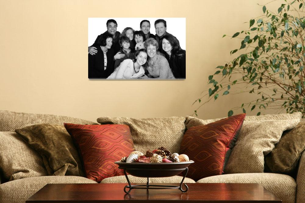"""""""Family Photo&quot  (2010) by stevelear"""